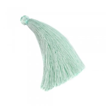 Текстильные кисточки тиффани