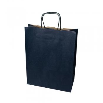Пакет картонный 240х110х320 синий