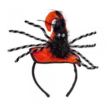 Обруч Шляпка с пауком