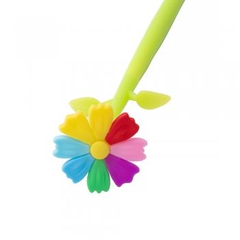 Ручка квітка-семицвітка