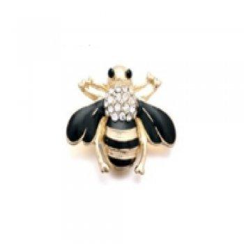 """Бусины SNAP """"Пчела"""""""