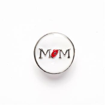 Намистина кнопка SNAP MOM