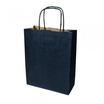 Пакет картонный 180х100х210 синий