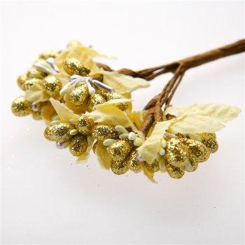 Декор Жёлтые цветы