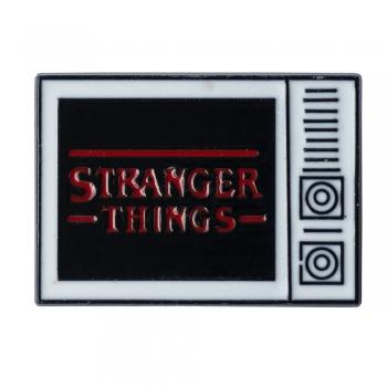 Значок пин Stranger Things