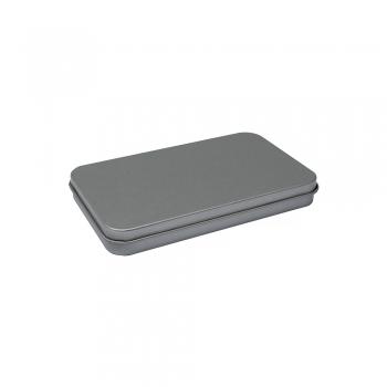 Жерстяна коробочка 10,5х6,6,х1,3 см