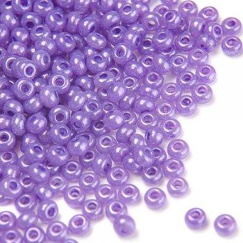 17328 чешский бисер Preciosa 5г  фиолетовый/сиреневый