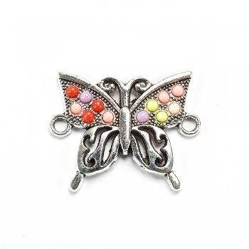 Соединительный элемент, переходник Яркая бабочка