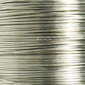 Проволока медная серебристая 0,5 мм