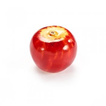 Яблуко маленьке червоне. Декор Фруктовий мікс