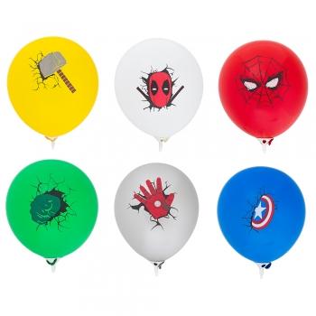 Латексна куля 30см Супергерої