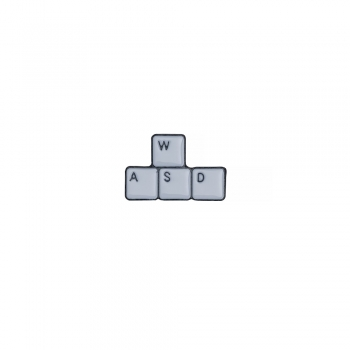 Значок пін клавіатура геймера