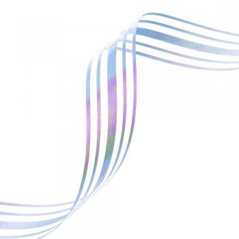 Лента упаковочная голубой