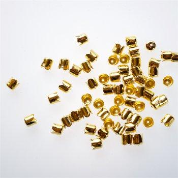 Ковпачки золоті 7 мм