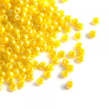 88130 чешский бисер Preciosa 5г  желтый