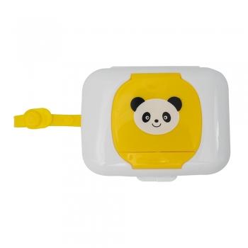 Вологі серветки (уп15шт) Панда