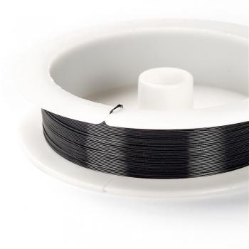 Дріт мідний чорна 0,3 мм