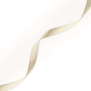 Лента репсовая 10 мм золотой