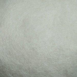 Вовна-кардочёс новозеландська блідо-сірий меланж 27 мкм 25г, К1002