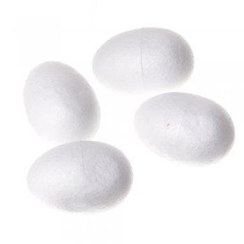 Пенопластовая заготовка, яйцо 40х55 мм
