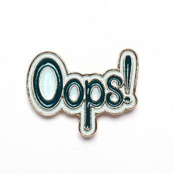 Значок пін Oops!