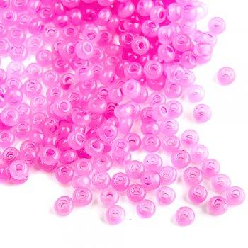 02192 чешский бисер Preciosa 5г  розовый