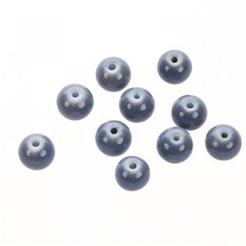 Чеське опакове скло сірий 8 мм