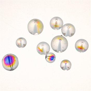 Чешское одноцветное стекло прозрачный 10 мм