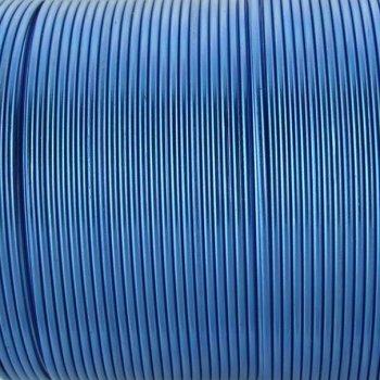 Дріт алюмінієвий синій 0,8 мм
