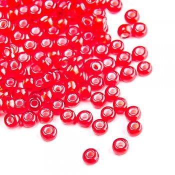 95076 чешский бисер Preciosa 5г  красный