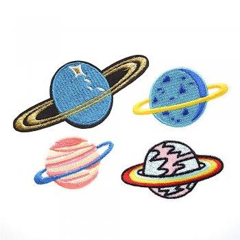 Тканевая нашивка Планета