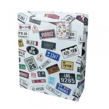 Пакет бумажный 32х26х10