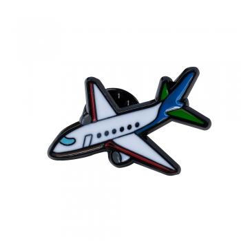 Значок пін Літак