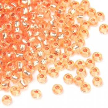 08289 чешский бисер Preciosa 5г, оранжевый