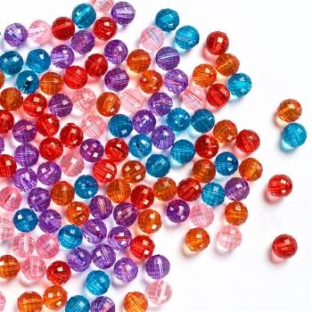 Пластикові кристали, 8 мм
