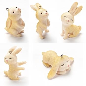 Декоративный элемент Милый кролик