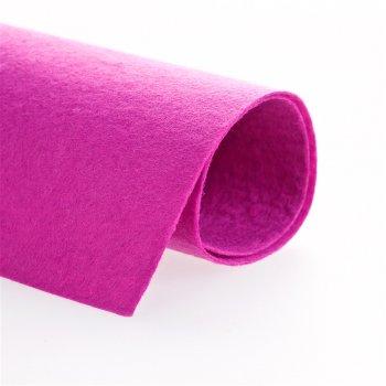 Фетр фіолетовий пурпур 1мм