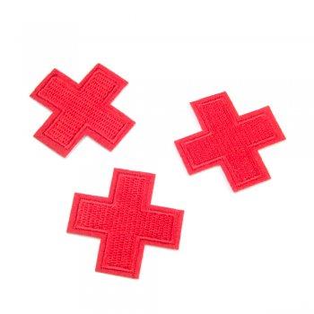 Тканевая нашивка Красный крест