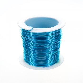 Проволока алюминиевая 0,8 мм голубая