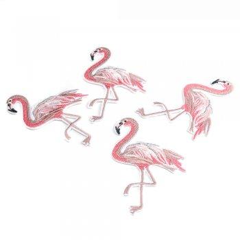 Нашивка Маленький фламинго