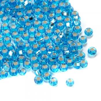 67030 чеський бісер Preciosa 5г блакитний