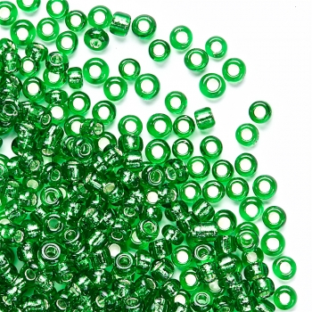 Бисер калиброванный зеленый