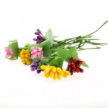 Декор Рослина з плодами різного кольору