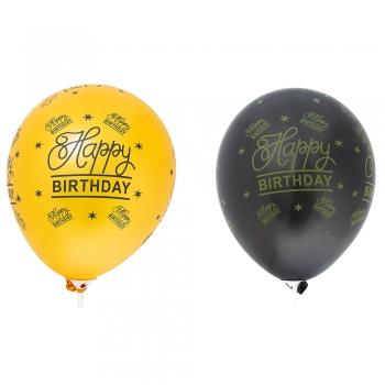 Латексна куля 30см Happy Birthday