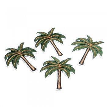Тканевая нашивка Пальма