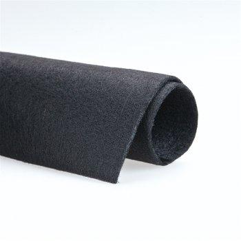 Фетр 3 мм Чорний