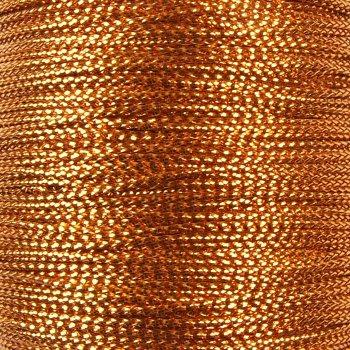 Нитка люрексова золото