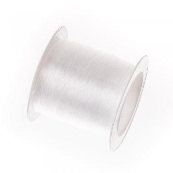 Волосінь біжутерна 90м (+-10%). Прозорий. Діаметр 0,30 мм