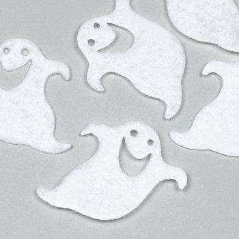 Текстильные дутые элементы привидение