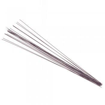 Проволока флористическая коричневая 0,8 мм, 20 шт./уп.